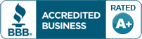 We are a BB Accredited Business